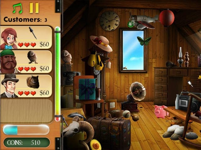 Home Makeover Hidden Object Screenshot 1