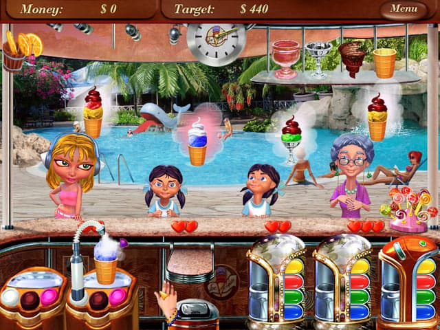Ice Cream Mania Free Game To Download Gametop