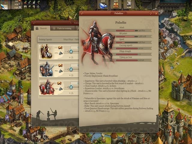 Imperia Online Screenshot 2