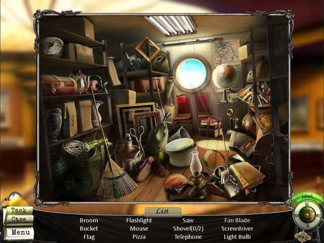 Insider Tales: The Stolen Venus 2 Screenshot 1