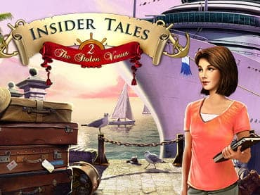 Insider Tales: The Stolen Venus 2 Free Game