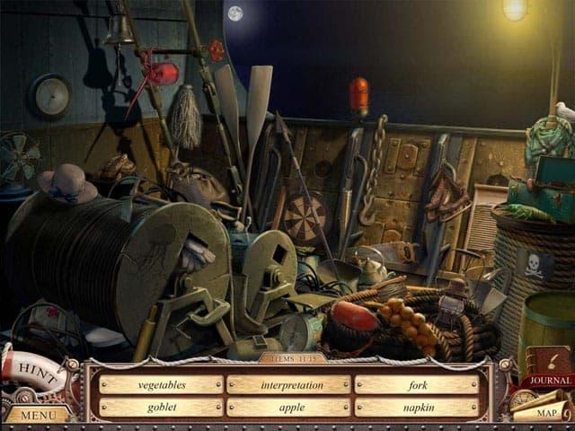 Inspector Magnusson: Murder on the Titanic Screenshot 2