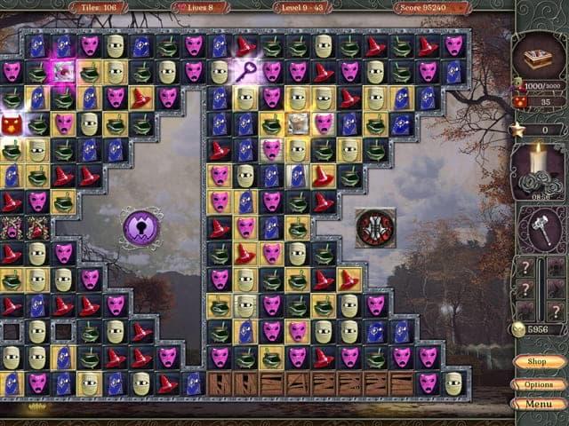 Jewel Match Twilight Screenshot 1