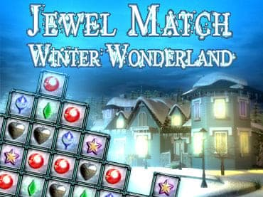 Jewel Match Winter Wonderland