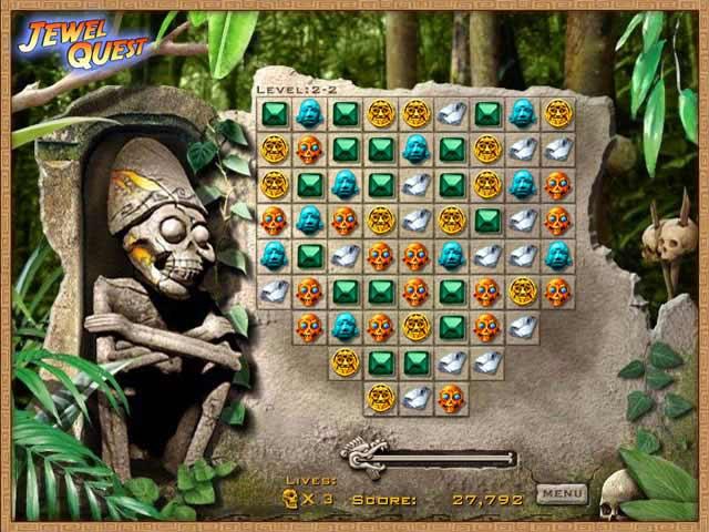 Jewel Quest 100 Free Download Gametop