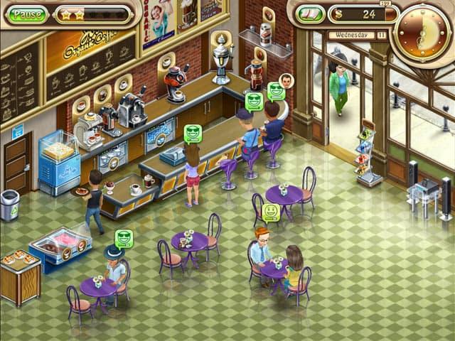Jos Dream: Organic Coffee Screenshot 0