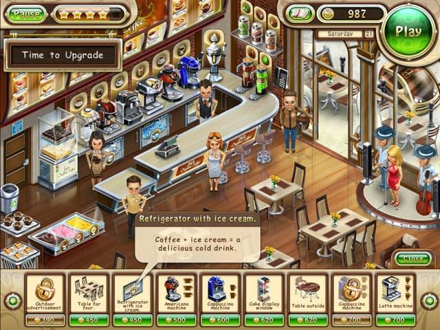 Jos Dream: Organic Coffee Screenshot 2