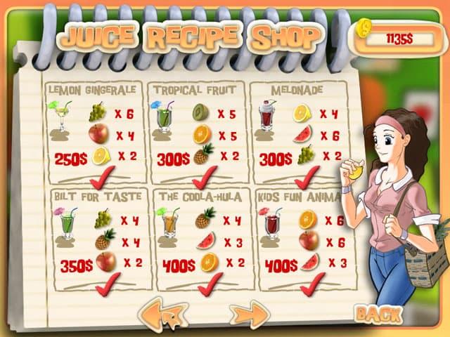 Juice Mania Screenshot 1