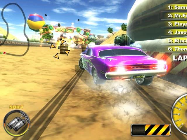 Lethal Brutal Racing Screenshot 2