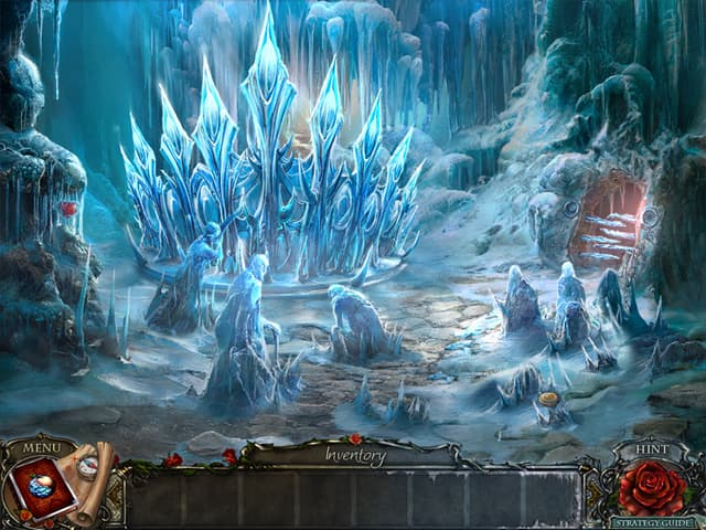 Living Legends: Frozen Beauty Screenshot 1
