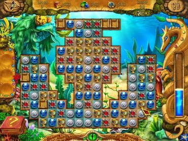 Lost in Reefs Free Game