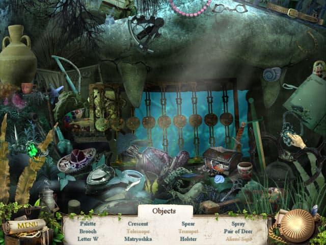 Lost Lagoon 2: Cursed and Forgotten Screenshot 1