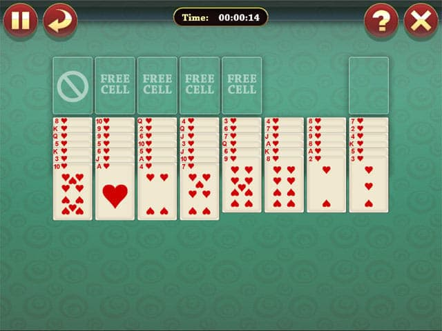 Lucky Spider Solitaire Screenshot 2