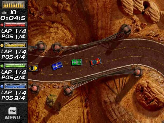 Mad Cars Screenshot 1