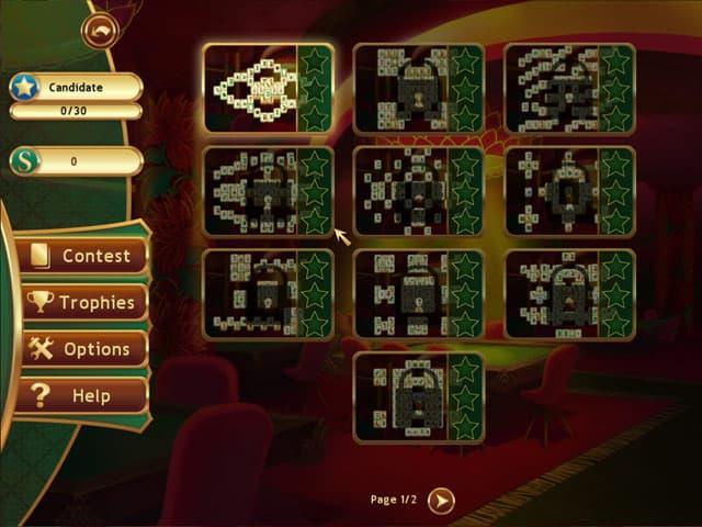 Mahjong World Contest Screenshot 1
