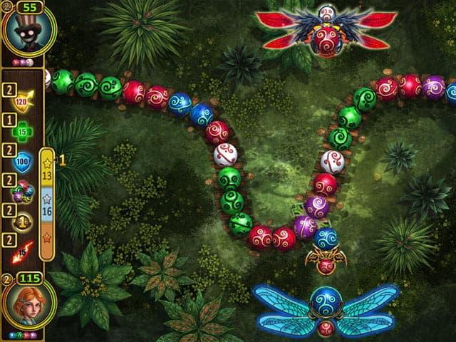 Marble Duel Screenshot 1