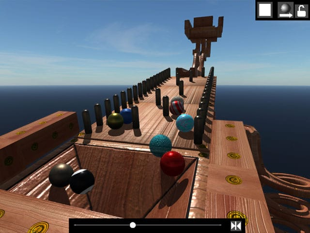 Marble Run Screenshot 1