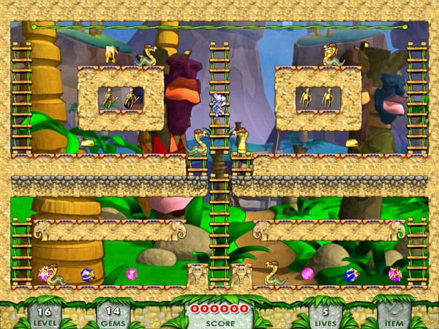 Milky Bear: Riches Raider 2 Screenshot 0