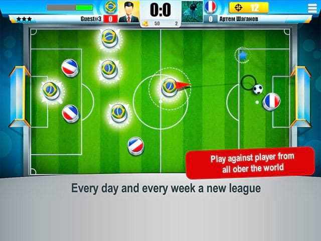 Mini Football Championship Screenshot 2