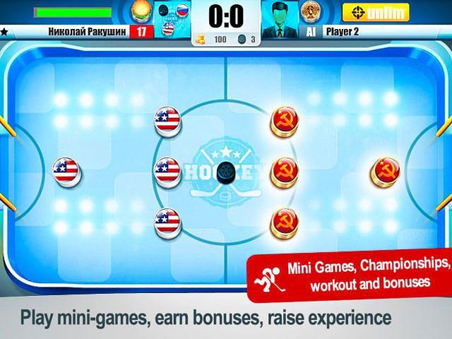 Mini Hockey Championship - 100% Free Download - GameTop