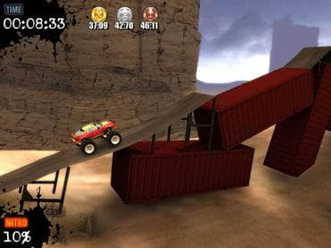 Monster truck challenge 2018 (early access) for android apk download.