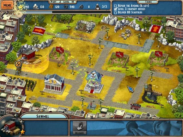 Monument Builder: Statue of Liberty Screenshot 1