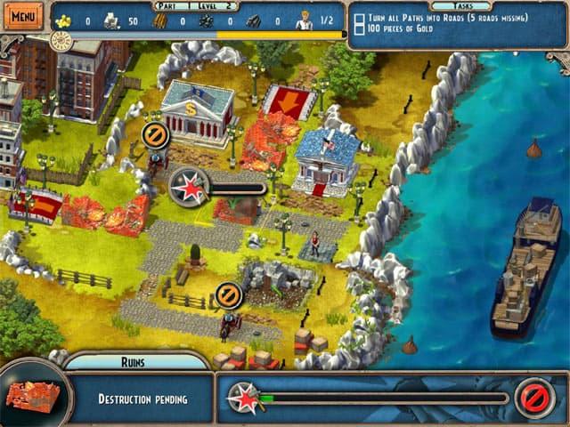 Monument Builder: Statue of Liberty Screenshot 2