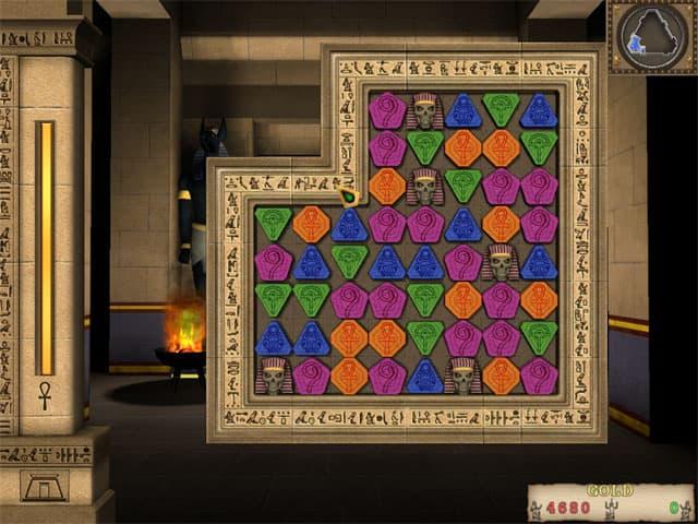 Mummy Puzzle Screenshot 0