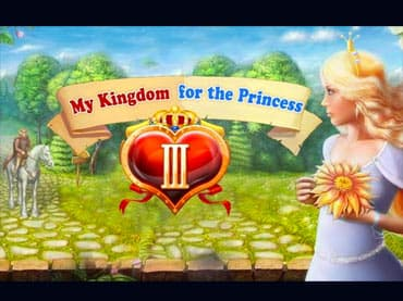 My Kingdom for the Princess 3