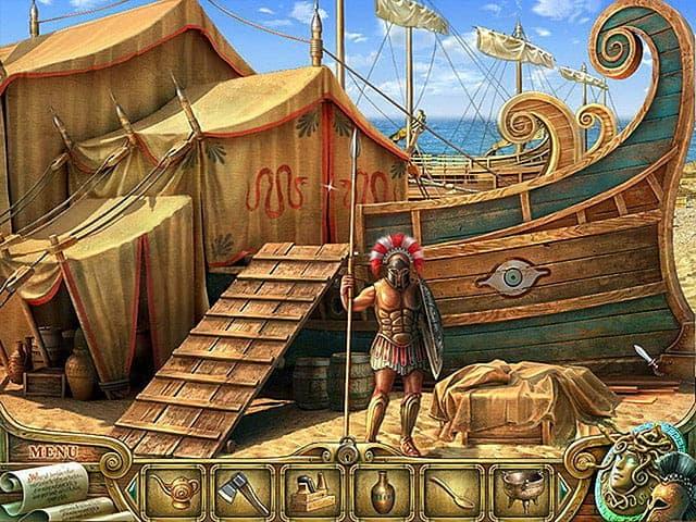 Odysseus: Long Way Home Screenshot 1