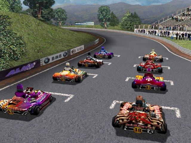 Open Kart Screenshot 1