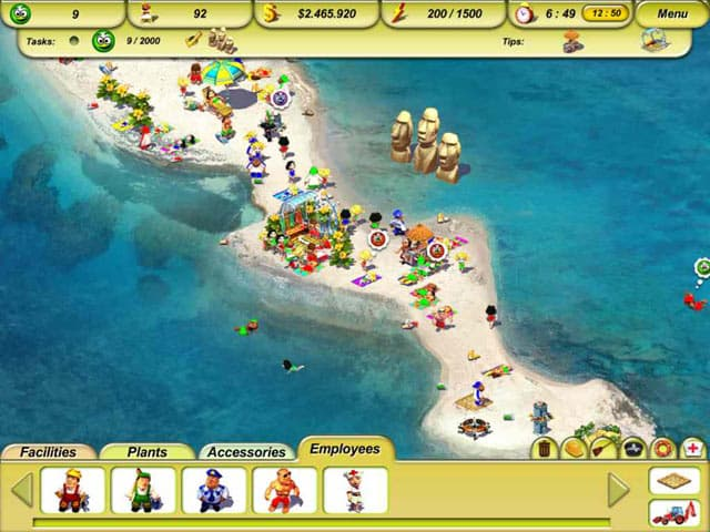 Paradise Beach 2 Screenshot 2