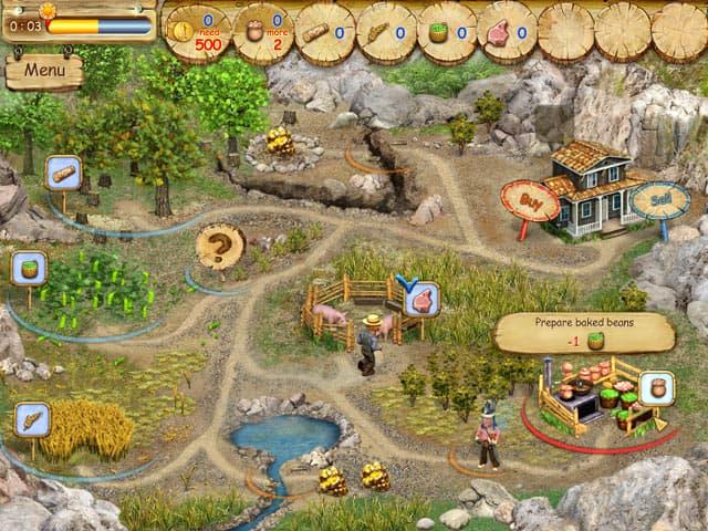 Pioneer Lands Screenshot 1