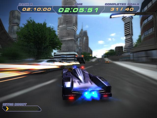 Police Supercars Racing Screenshot 1