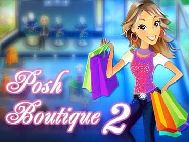 Posh Boutique 2 Free Games