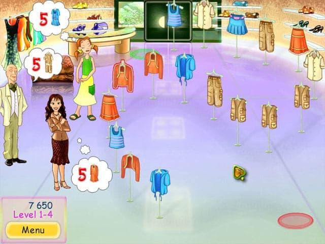 Posh Shop Screenshot 1