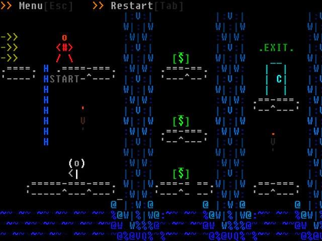 Proto Raider Screenshot 1