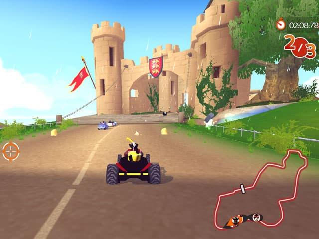 Racers Islands Screenshot 0