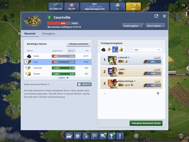 Rail Nation Screenshot 0