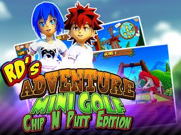 RD's Adventure: Mini Golf