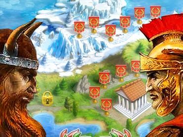 free games roads of rome 3