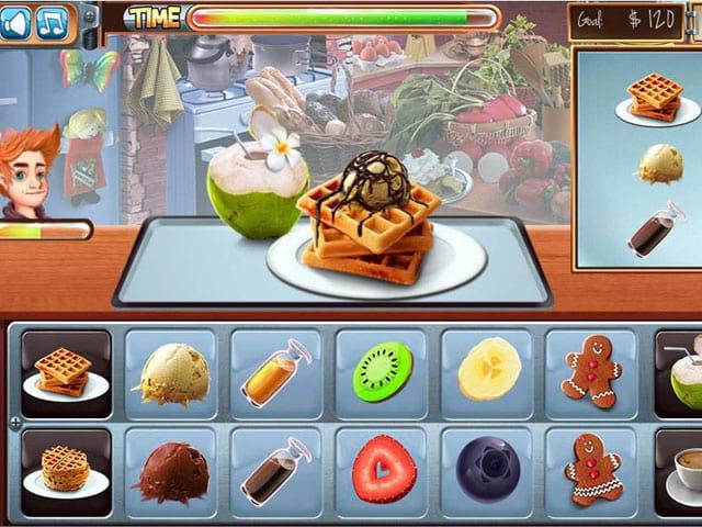 Rory's Restaurant: Winter Rush Screenshot 1