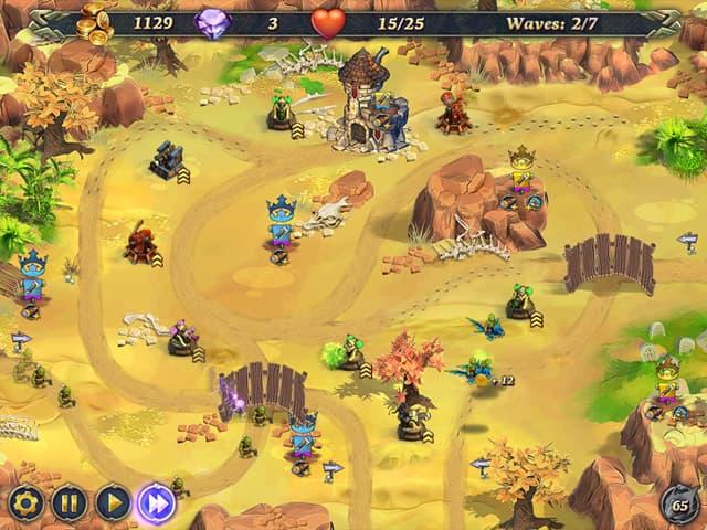 Royal Defense 2 Screenshot 0