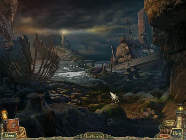 Sea Legends - Phantasmal Light Screenshot 1