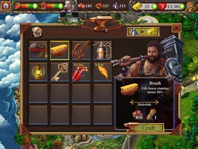 Silver Tale Screenshot 1