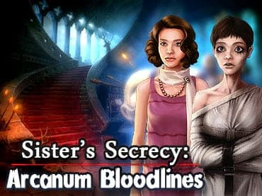 Sister's Secrecy: Arcanum Bloodlines Free Game