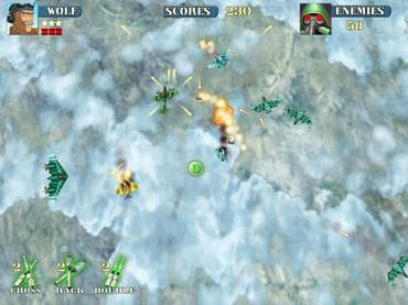 Sky Fire Free Game