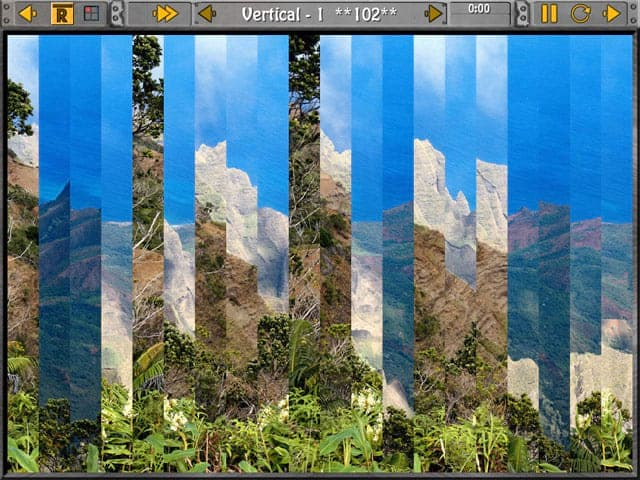 Sliders and Other Square Jigsaw Puzzles Screenshot 0