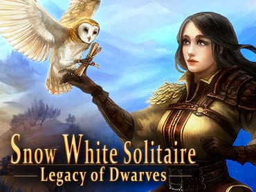 Snow White Solitaire: Legacy of Dwarves Free Game