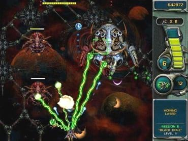 space shooter games for pc free download